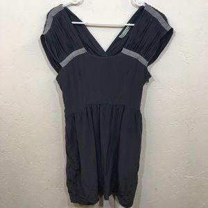 Geren Ford Silk Sleeveless Dress